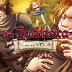 Res Judicata: Vale of Myth Official Soundtrack. Передняя обложка. Click to zoom.