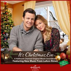 It's Christmas, Eve Original Motion Picture Soundtrack. Передняя обложка. Click to zoom.