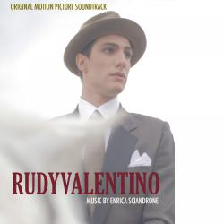 Rudy Valentino Original Motion Picture Soundtrack. Передняя обложка. Click to zoom.