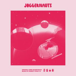 Joggernauts Original Game Soundtrack. Лицевая сторона . Click to zoom.