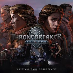 Thronebreaker: The Witcher Tales Original Game Soundtrack. Лицевая сторона . Click to zoom.