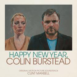 Happy New Year, Colin Burstead Original Motion Picture Soundtrack. Передняя обложка. Click to zoom.