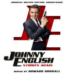 Johnny English Strikes Again Original Motion Picture Soundtrack. Передняя обложка. Click to zoom.