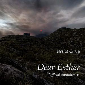 Dear Esther Official Soundtrack. Лицевая сторона. Click to zoom.