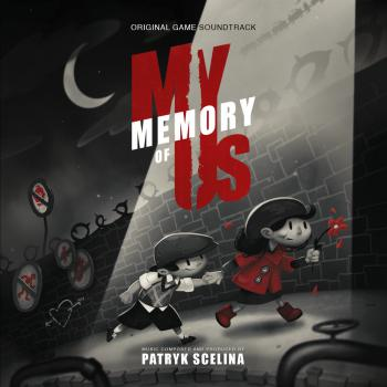 My Memory of Us Original Game Soundtrack. Front. Click to zoom.