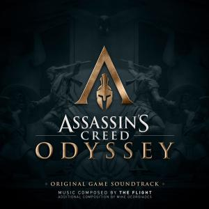 Assassin's Creed Odyssey Original Game Soundtrack. Лицевая сторона . Click to zoom.