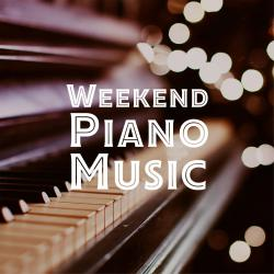 Weekend Piano Music - Breaktime BGM That Will Color Your Weekend-. Передняя обложка. Click to zoom.