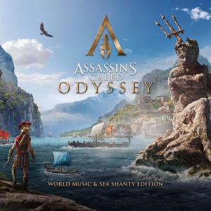 Assassin's Creed Odyssey World Music & Sea Shanties Edition. Лицевая сторона . Click to zoom.