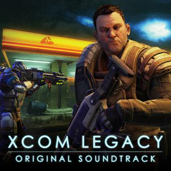 XCOM Legacy Original Soundtrack. Front. Click to zoom.