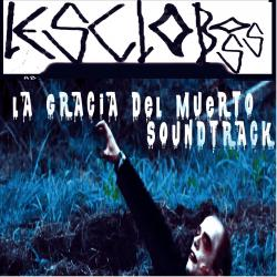 La gracia del muerto Original Motion Picture Soundtrack. Передняя обложка. Click to zoom.