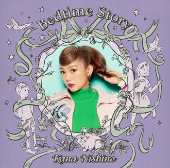 Bedtime Story / Kana Nishino [Limited Edition]. Front. Click to zoom.