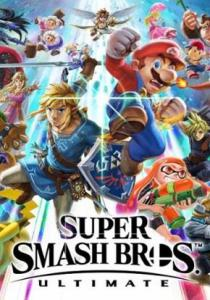 Super Smash Bros. Ultimate. Front. Click to zoom.