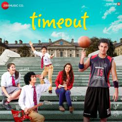 Time Out Original Motion Picture Soundtrack - EP. Передняя обложка. Click to zoom.
