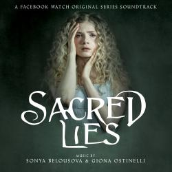 Sacred Lies Original Television Soundtrack. Передняя обложка. Click to zoom.