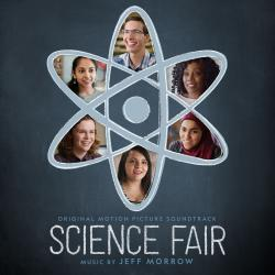 Science Fair Original Motion Picture Soundtrack. Передняя обложка. Click to zoom.