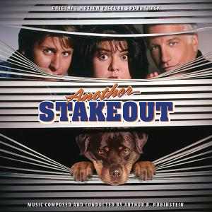 Another Stakeout Original Motion Picture Soundtrack. Лицевая сторона. Click to zoom.