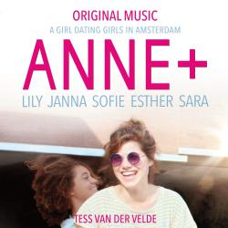 Anne+ Original Music. Передняя обложка. Click to zoom.