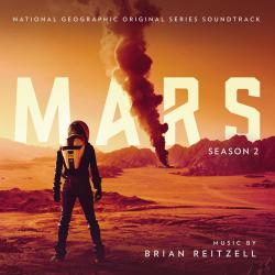 Mars Season 2 Original Series Soundtrack. Передняя обложка. Click to zoom.
