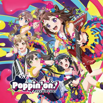 Poppin'on! / Poppin'Party. Front. Click to zoom.