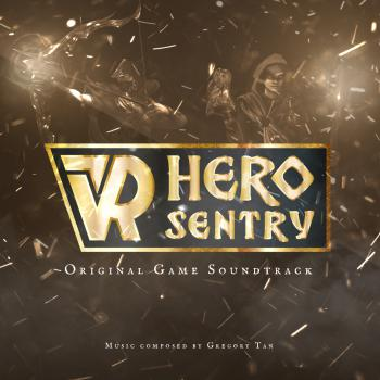 VR Hero Sentry Original Game Soundtrack. Front. Click to zoom.
