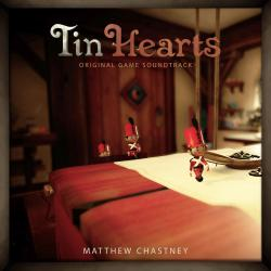 Tin Hearts Original Game Soundtrack. Передняя обложка. Click to zoom.