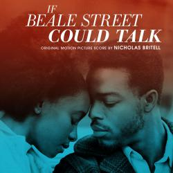 If Beale Street Could Talk Original Motion Picture Score. Передняя обложка. Click to zoom.