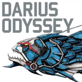 DARIUS ODYSSEY. Front (display). Click to zoom.