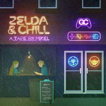 Zelda & Chill. Front. Click to zoom.