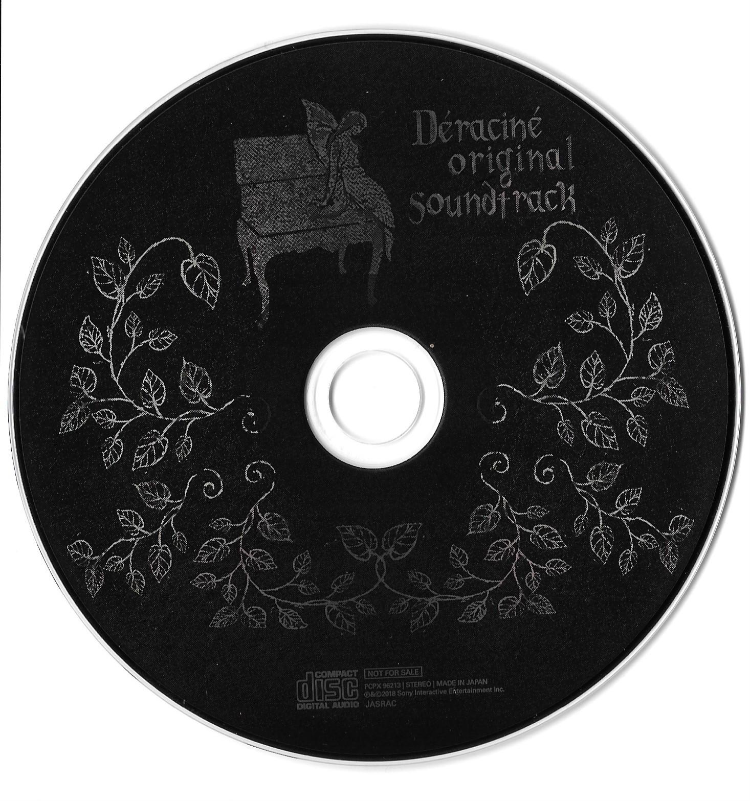 Déraciné музыка из игры | Déraciné Original Soundtrack