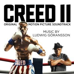Creed II Original Motion Picture Soundtrack. Передняя обложка. Click to zoom.