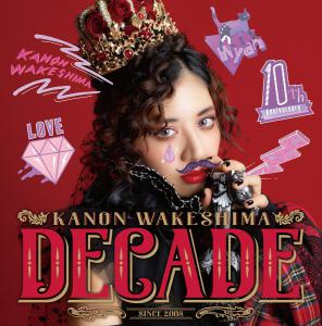 DECADE / Kanon Wakeshima [Limited Edition]. Front. Click to zoom.