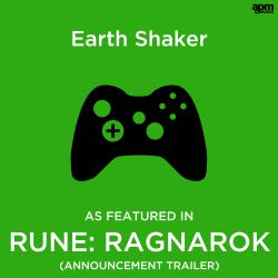 Earth Shaker As Featured in