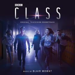 Class Original Television Soundtrack. Передняя обложка. Click to zoom.