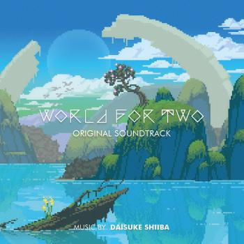World for Two Original Soundtrack. Front. Click to zoom.