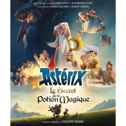 Astérix: Le secret de la potion magique Original Motion Picture Soundrack. Передняя обложка. Click to zoom.
