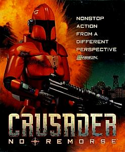 Crusader: No Remorse. ������� �������. Click to zoom.