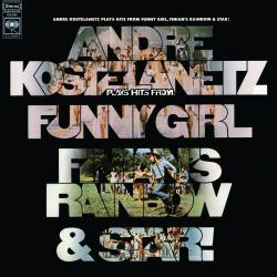 Hits from Funny Girl, Finian's Rainbow, And Star. Передняя обложка. Click to zoom.