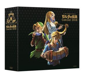 Legend of Zelda Concert 2018 [Limited Edition], The. Front. Click to zoom.