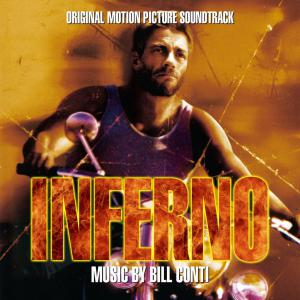Inferno Original Motion Picture Soundtrack. Лицевая сторона. Click to zoom.