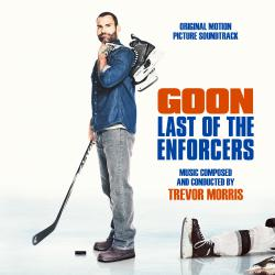 Goon: Last of the Enforcers Original Motion Picture Soundtrack. Передняя обложка. Click to zoom.