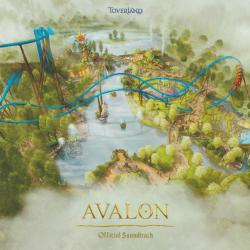 Avalon Official Soundtrack. Передняя обложка. Click to zoom.