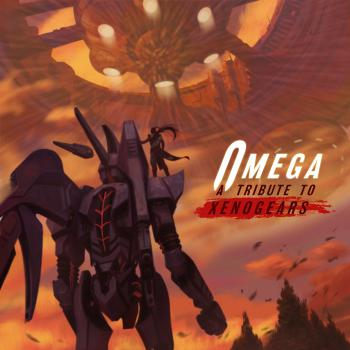 OMEGA: A Tribute to Xenogears. Front. Click to zoom.