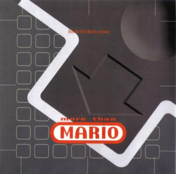 More Than Mario. Booklet Front. Click to zoom.