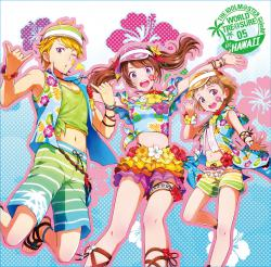 IDOLMASTER SideM WORLD TREASURE 05 - Single, The. Передняя обложка. Click to zoom.