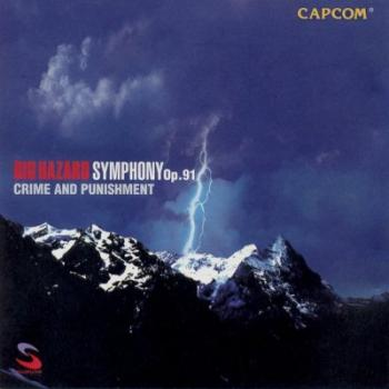 Bio Hazard Symphony Op. 91 Crime and Punishment. Front. Click to zoom.