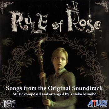 Rule of Rose ~ Songs from the Original Soundtrack. Front. Click to zoom.