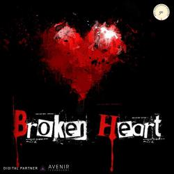 Broken Heart Original Motion Picture Soundtrack. Передняя обложка. Click to zoom.