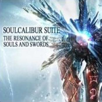 SOULCALIBUR SUITE - The Resonance of Souls and Swords. Front (small). Click to zoom.