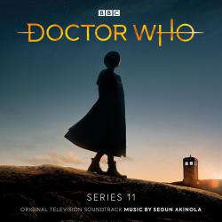 Doctor Who - Series 11 Original Television Soundtrack. Передняя обложка. Click to zoom.