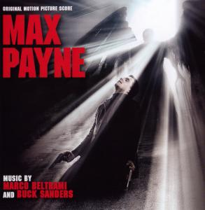 Max Payne - Original Motion Picture Score. Лицевая сторона. Click to zoom.